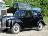 1953 Ford Prefect Black Mark Vine