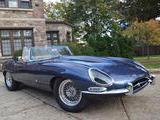 1969 Jaguar E Type Convertible