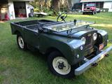 1951 Land Rover Series I BRG Rick Ambrose