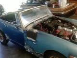 1977 MG Midget MkIV