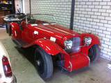 1960 Triumph Sports 6