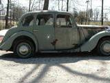 1949 MG Y Type Saloon