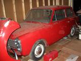 1959 Austin A40 Farina