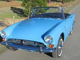 1966 Sunbeam Alpine Marina Blue Steve Myers