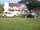 1947 MG Y Type Saloon English White Mahendran Subramaniam