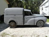 1969 Morris Minor 1000 Van