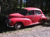 1957 Morris Minor 1000 Saloon 4 door