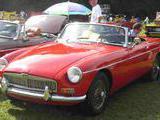 1963 MG MGB MkI