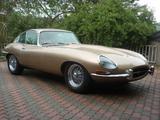 1961 Jaguar E Type Coupe