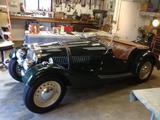 1953 Morgan Plus 4 4