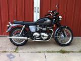 2012 Triumph MC Bonneville