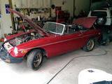 1976 MG MGB V6 Conversion
