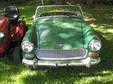 1966 Austin Healey Sprite