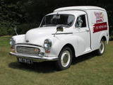 1971 Morris Minor 1000 Van White Rob van den Beld