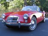 1962 MG MGA MkII