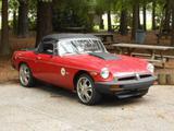 1977 MG MGB V8 Conversion