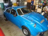 1967 Austin Mini Blue Allan Scott