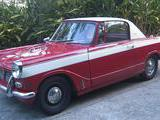 1960 Triumph Herald Red Lindsay C