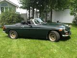 1970 MG MGB V6 Conversion