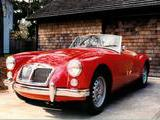 1962 MG MGA MkII De Luxe