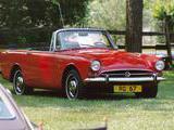 1967 Sunbeam Alpine Red Kevin M