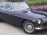 1973 MG MGB GT V6 Conversion