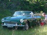 1963 MG MGB MkI BRG Tore Lie