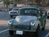 1960 Morris Minor 1000 Pickup