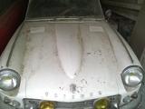 1967 Triumph GT6 MkI Beige Adrien Chauvin