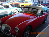1960 MG MGA RED Ivan Rojas