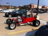1923 Ford T series Red Jim Wehr
