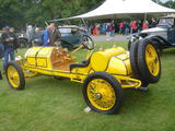 1912 CycleKart Race Car Canary Yellow Todd Q