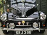 1953 Morris Minor Series II Saloon 2 door
