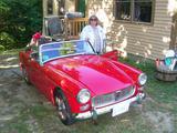 1964 MG Midget MkIII