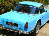 1966 Triumph TR4A Powder Blue Stef SG