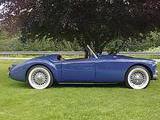 1960 MG MGA 1600 Blue Rune Stokke