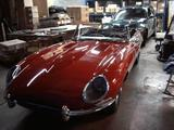 1966 Jaguar E Type Convertible