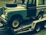 1974 Land Rover Series IIB FC