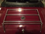 1976 MG Midget 1500 Burgundy Mike March