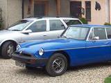 1976 MG MGB GT