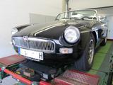 1980 MG MGB V8 Conversion