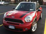 2014 BMW MINI Countryman