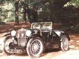 1932 MG J Type Midget