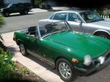 1975 MG Midget