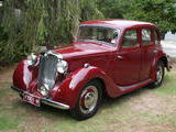 1949 MG Y Type Saloon