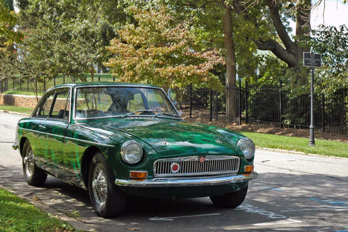 No Start when key turned, Sparks at battery post!!! : MGB & GT Forum