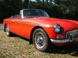 1962 MG MGB
