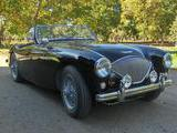 1955 Austin Healey 100 Black Craig Cooper