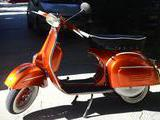 1964 Vespa 180 SS Super Sport Candy tangerine Damir Bakotic