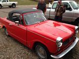 1964 Triumph Herald 1200